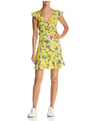 Cooper & Ella - Jaylinn Floral-print Dress - Lyst