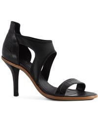 e4b25280dff Reiss - Camille - High Heeled Strappy Sandals - Lyst