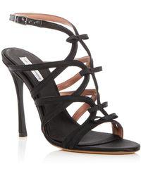 Tabitha Simmons Bowrama Grosgrain & Satin Sandals discount cost lpr0thU0u