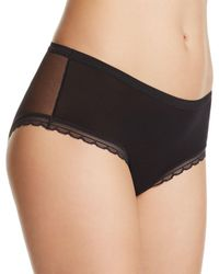 On Gossamer - Next To Nothing Briefs - Lyst