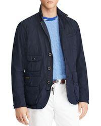 Polo Ralph Lauren - Hybrid Jacket - Lyst