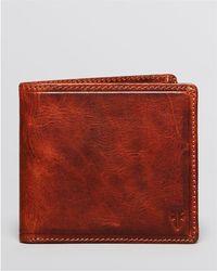 Frye - Logan Bi-fold Wallet - Lyst