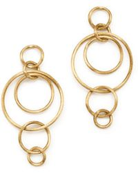 Marco Bicego - 18k Yellow Gold Luce Link Drop Earrings - Lyst