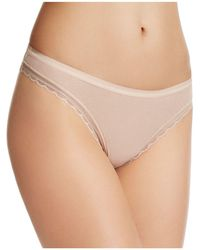 On Gossamer | Next To Nothing Hip G Thong | Lyst