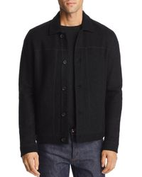 Billy Reid - Eastwood Felt Jacket - Lyst
