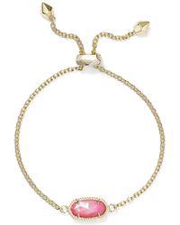 Kendra Scott | Signature Elaina Bracelet | Lyst