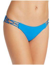 Pilyq - Braided Full Bikini Bottom - Lyst