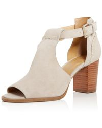 Jack Rogers - Women's Cameron Cutout Suede Booties - Lyst