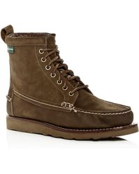 Eastland 1955 Edition - Men's Sherman 1955 Nubuck Leather Boots - Lyst