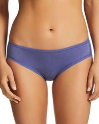 Fine Lines - Pure Cotton Bikini - Lyst