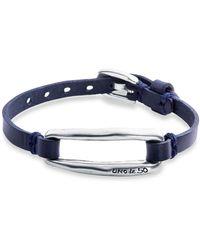 Uno De 50 - Tie Me Bracelet - Lyst