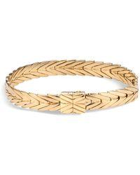 John Hardy - 18k Yellow Gold Modern Chain Bracelet - Lyst