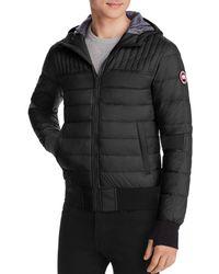 Canada Goose - Cabri Hooded Down Jacket - Lyst