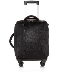 LeSportsac Dakota Floral - Embossed Trolley - Black