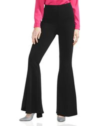 Vince Camuto - Ponte Flared-leg Pants - Lyst