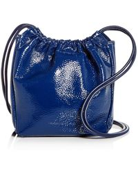 Creatures of Comfort - Mini Patent Leather Pint Bag - Lyst