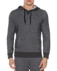 2xist - 2(x)ist Terry Pullover Hoodie Lounge Sweatshirt - Lyst