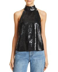 Joie - Lei Lei Sequined Top - Lyst