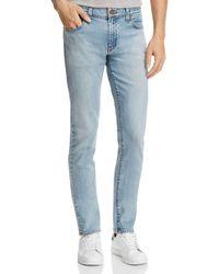 J Brand - Tyler Slim Fit Jeans In Seismograf - Lyst