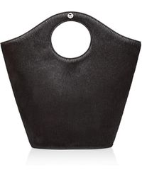 Elizabeth and James - Market Small Calf Hair Tote - Lyst