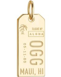 Jet Set Candy - Hawaii Ogg Luggage Tag Charm - Lyst
