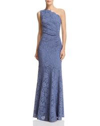 Decode 1.8 - One-shoulder Lace Gown - Lyst