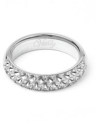 Vitaly - Anti-stone Ring Silver - Lyst