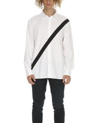 Public School - Neruda Button Up Shirt - Lyst