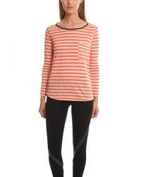 Giada Forte - Stripe T-shirt - Lyst