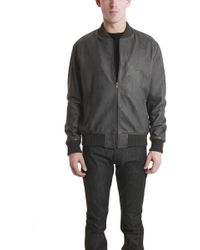 Lucien Pellat Finet - Skull Leather Jacket - Lyst