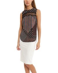 Thakoon - Addition Lace Inset Tank - Lyst