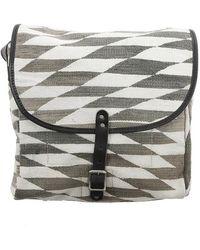 Will Leather Goods Dhurrie Messenger Bag