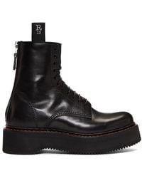 R13 - Stack Boot - Lyst