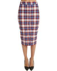 Roseanna - Pix Taco Skirt - Lyst