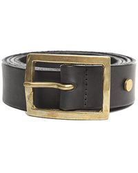 Rag & Bone - Rugged Belt - Lyst