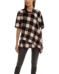 3.1 Phillip Lim - Asymmetrical Shirt - Lyst