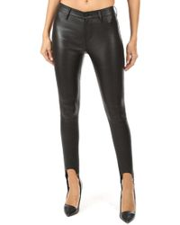 RTA - Lincoln Stirrup Pants - Lyst