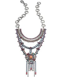 DANNIJO - Angel Necklace - Lyst