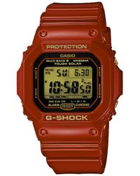 G-Shock - 30th Anniversary Rising Red Watch - Lyst