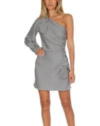 Zimmermann | Maples Bow Mini Dress | Lyst