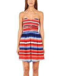 Parker - Melrose Dress - Lyst