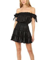 MISA - Laiyin Dress Black - Lyst
