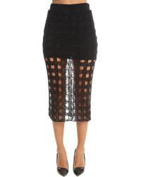 IRO - Alixie Skirt - Lyst