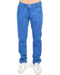 Massimo Alba - 5 Pocket Alunga Pant - Lyst