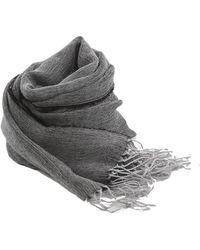 Woolrich | Sold Gauze Scarf | Lyst