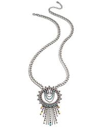 DANNIJO - Zamira Necklace - Lyst