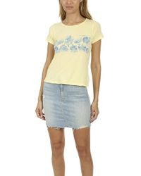 Mother - Itty Bitty Goodie Tee - Lyst