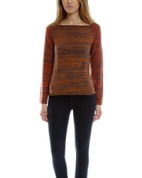 Thakoon - Boatneck Sweater - - Lyst