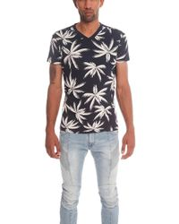 Sol Angeles - Palm Print V Neck - Lyst