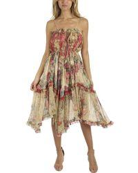 Zimmermann - Melody Floating Dress - Lyst